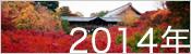 2014年京都紅葉ギャラリー